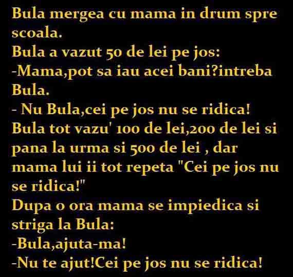 bula mama 50 lei
