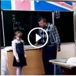 Această fetiță a fost umilită de profesor și n-a mai rezistat Reacția ei face toți banii BRAVO!